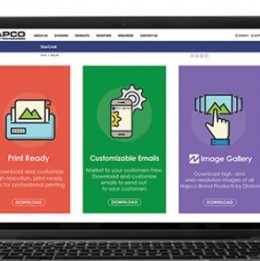 Napco introduces Marketing Tools Portal to help dealers build business